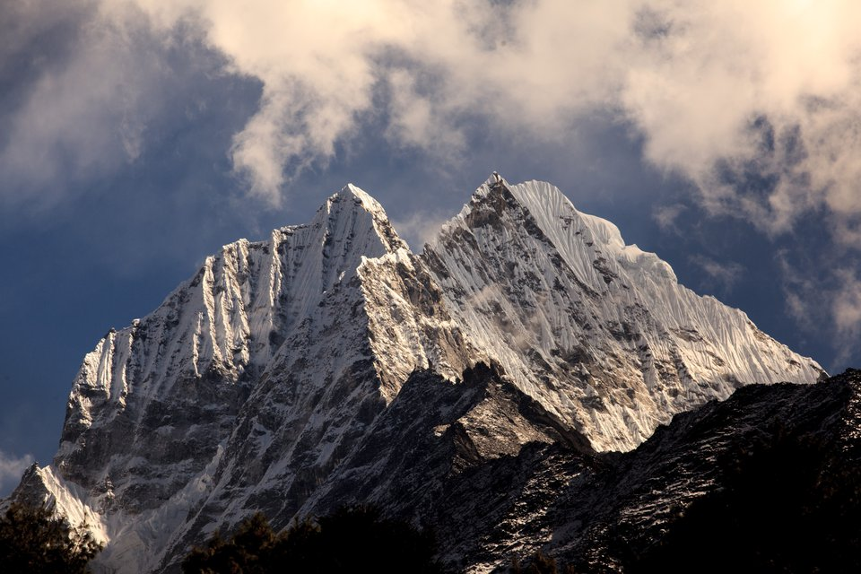 Everest Massif, Nepal